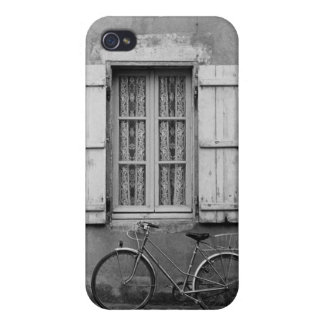 Bici Marans de Charentes iPhone 4 Funda
