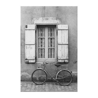Bici Marans de Charentes Impresión En Lienzo