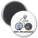 Bici Milwaukee Iman De Frigorífico