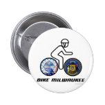Bici Milwaukee Pin