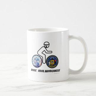 Bici Milwaukee Tazas