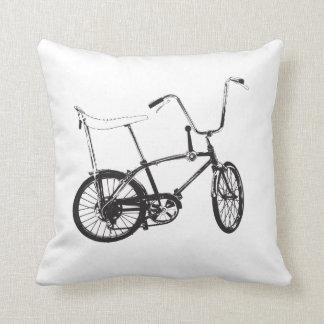 Bici original de la escuela vieja almohada