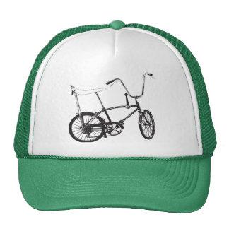 Bici original de la escuela vieja gorro