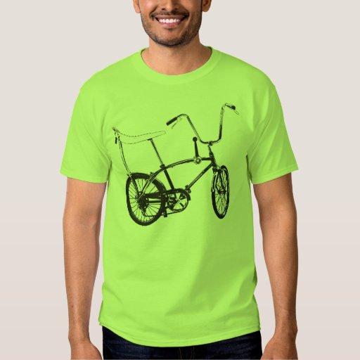 Bici original de la escuela vieja playera