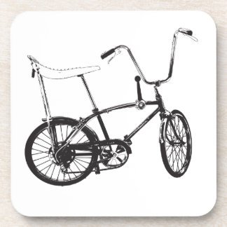 Bici original de la escuela vieja posavaso