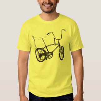 Bici original de la escuela vieja remeras