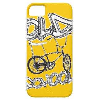 Bici original y pintada de la escuela vieja iPhone 5 Case-Mate carcasas