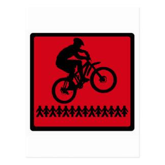 Bici Red River Postales
