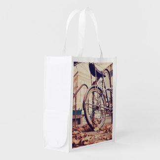 Bici retra bolsas de la compra