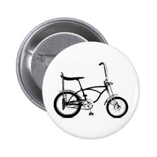 Bici retra de Seat del plátano Pin Redondo 5 Cm