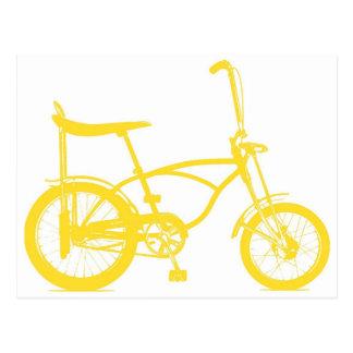 Bici retra de Seat del plátano Postales