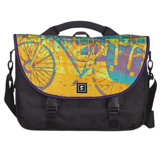 bici urbana vibrante bolsas para portatil