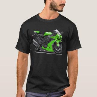 Bici verde de Ninja Playera