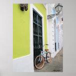 Bici vieja de San Juan Impresiones