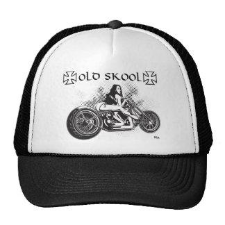 Bici vieja de Skool Gorro
