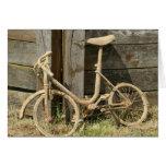 bici vieja felicitaciones