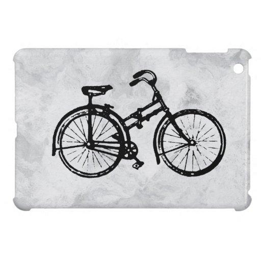Bici vieja iPad mini coberturas
