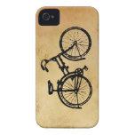 Bici vieja iPhone 4 carcasas