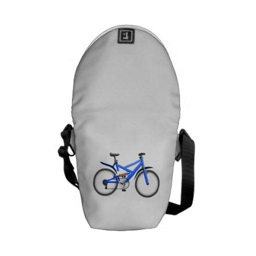 Bicicleta Bolsas Messenger