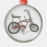 bicicleta clásica de la bici del músculo de la ornamento para reyes magos