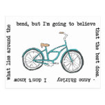 Bicicleta de Anne Shirley- inspirada Postales