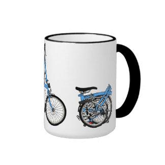 Bicicleta de Brompton Tazas De Café