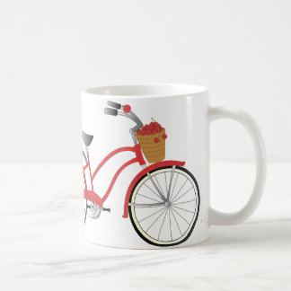 Bicicleta de la cereza de Chery Taza