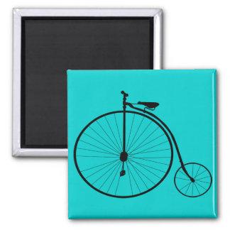 Bicicleta de la era del Victorian del comino del p Imán