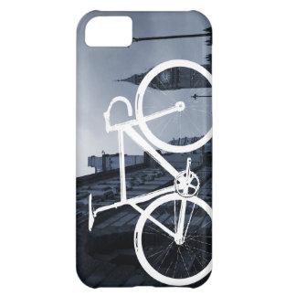 Bicicleta de la pista de Londres Funda Para iPhone 5C