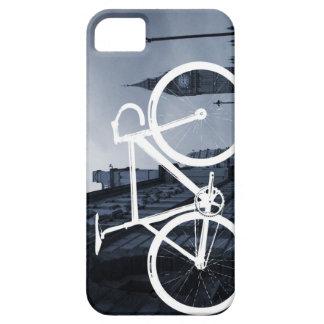Bicicleta de la pista de Londres iPhone 5 Funda