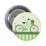 Bicicleta de marzo pin