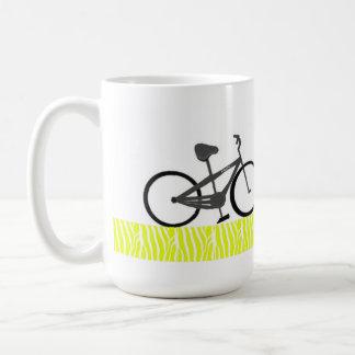 Bicicleta del campo a través taza