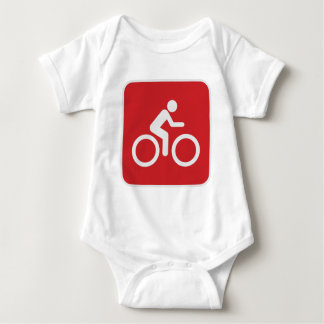 bicicleta del deporte polera