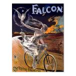 Bicicleta del halcón postal