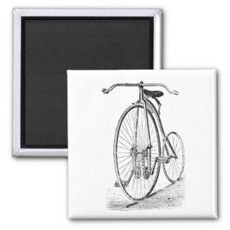 Bicicleta del Victorian del vintage del comino del Imán Cuadrado