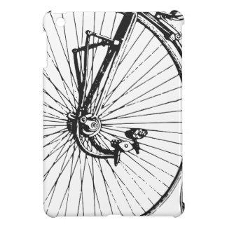 Bicicleta del vintage del comino del penique iPad mini fundas