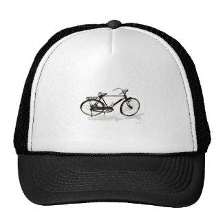 Bicicleta del vintage gorro