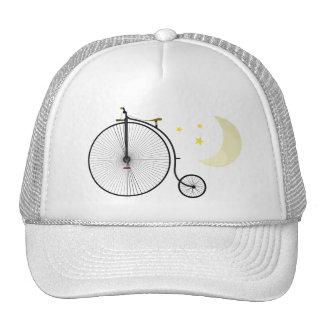Bicicleta del vintage gorras