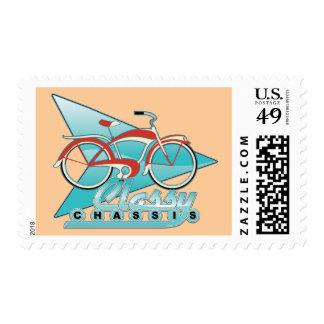 Bicicleta del vintage - modificada para requisitos sellos