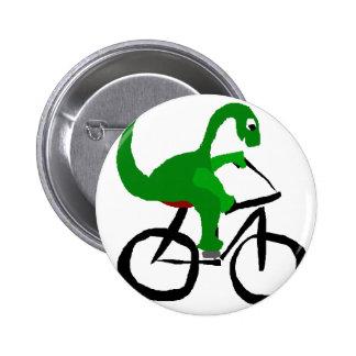 Bicicleta divertida del montar a caballo del pin redondo de 2 pulgadas