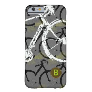 bicicleta. dos-ruedas. bici. fresco funda barely there iPhone 6