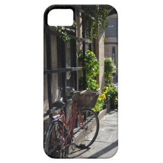 Bicicleta e hiedra iPhone 5 Case-Mate carcasa