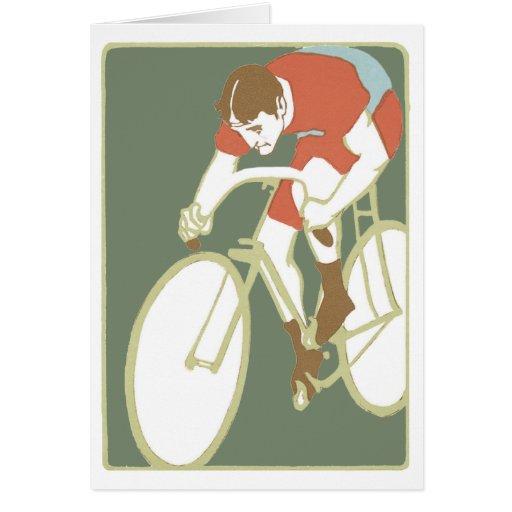 Bicicleta Felicitacion