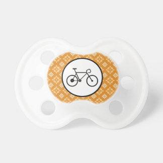 Bicicleta fija del engranaje de la bici de Fixie e Chupetes Para Bebes