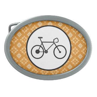 Bicicleta fija del engranaje de la bici de Fixie e Hebillas De Cinturon