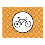Bicicleta fija del engranaje de la bici de Fixie Postales