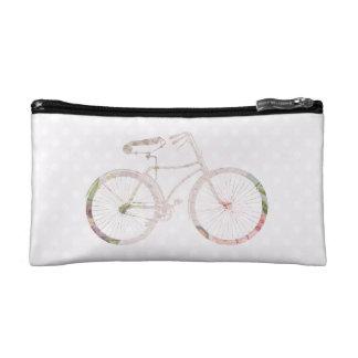 Bicicleta floral femenina