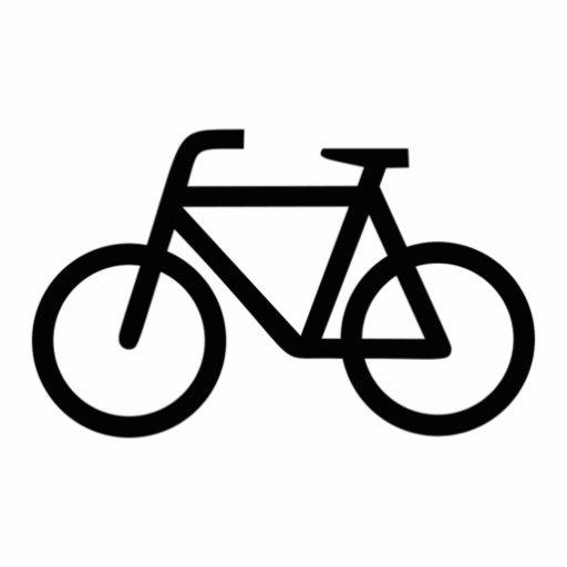 Bicicleta Fotoescultura Vertical