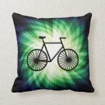 Bicicleta fresca cojin