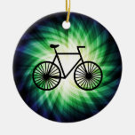 Bicicleta fresca ornamente de reyes